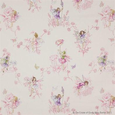 Jane Churchill meadow flower fairies