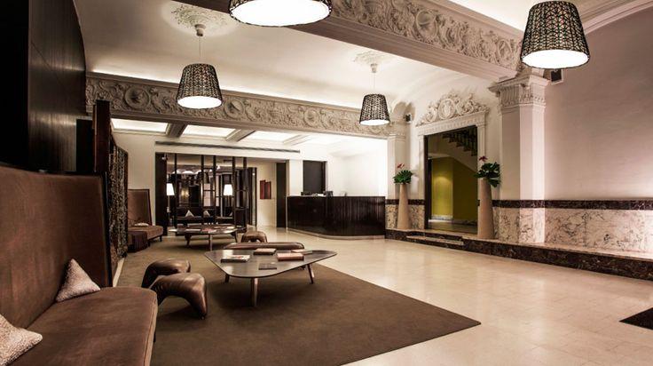 2010 Esplendor Hotel Montevideo en Montevideo Uruguay | Splendia
