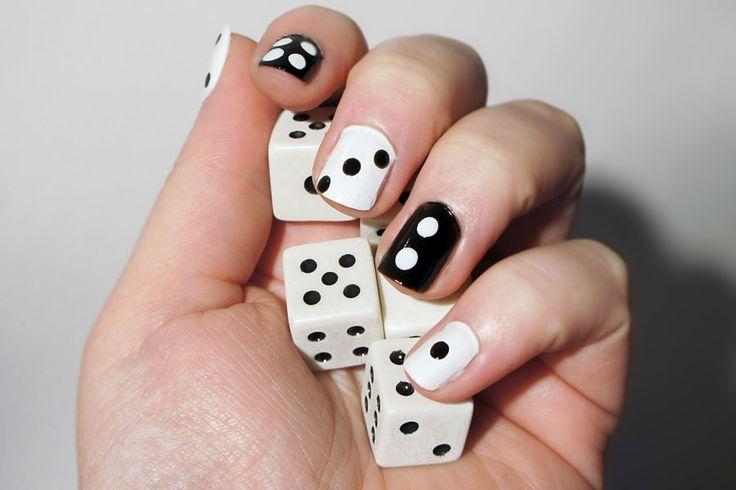 ... maquillage manucure facile jeux carte nail art facile vacances pieds