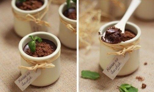 Mousse al cioccolato - Vegan // TuttoGreen