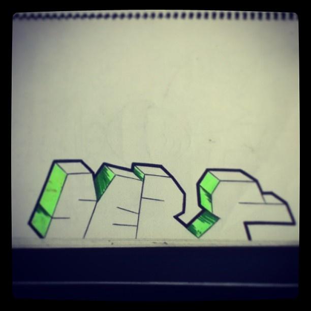 Sketchbook #seriftag