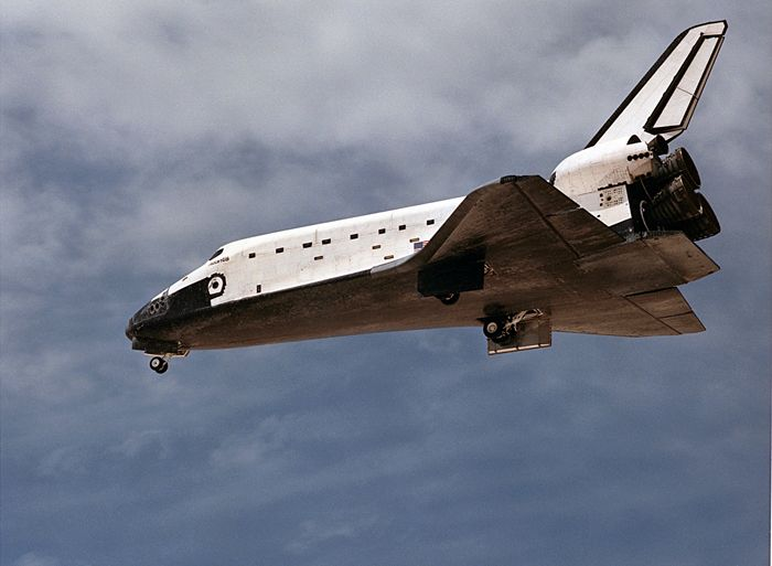 how much does space shuttle atlantis weigh - photo #44