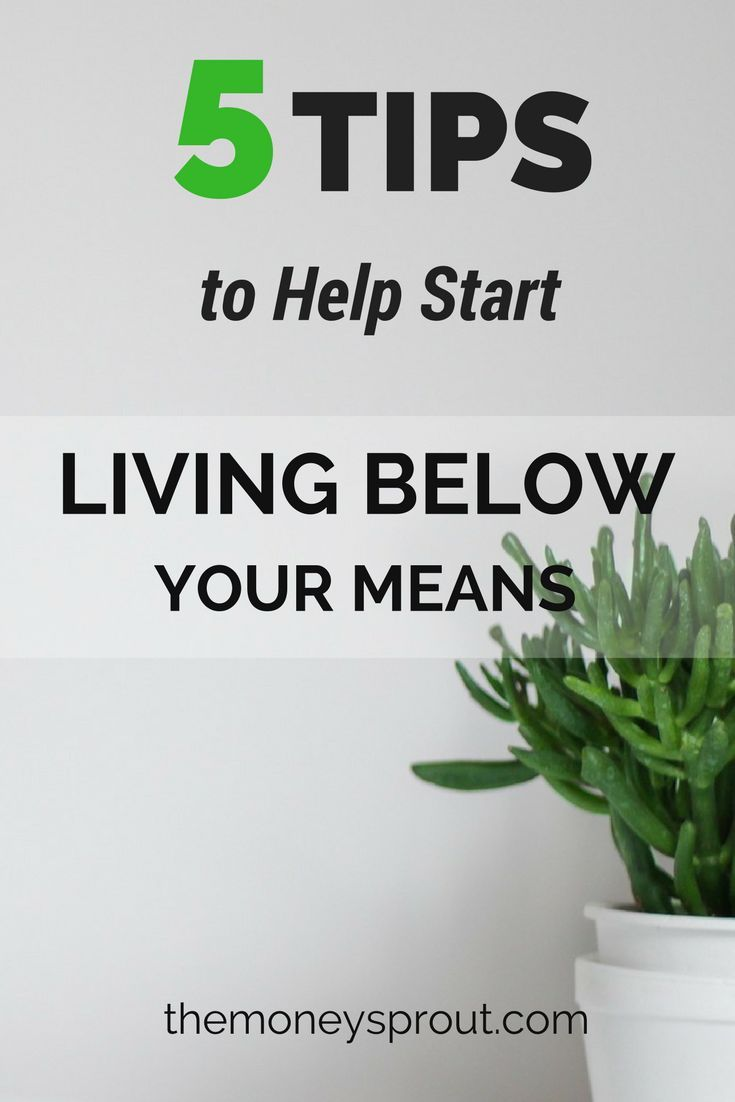 Build Wealth by Following these 5 Tips to Live Below Your Means
