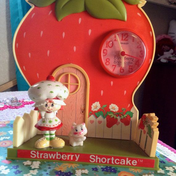 328 Best Images About Strawberry Shortcake On Pinterest