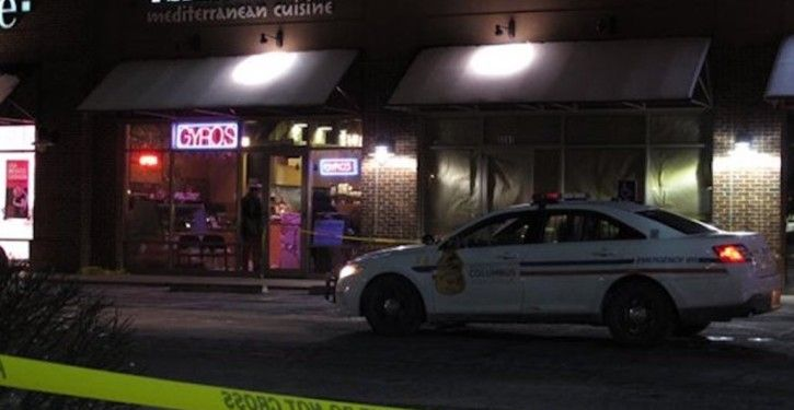 You'll never guess name of man killed in machete attack on Ohio restaurant with Israeli flag