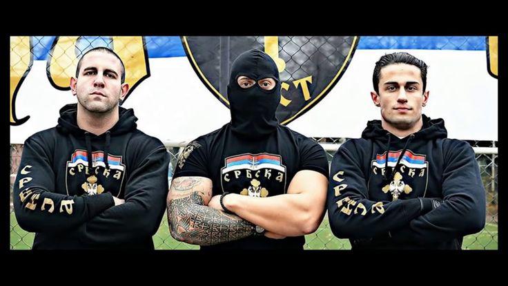 Kristijan Golubovic With Bojan Stojkovic Russian Rap Newww