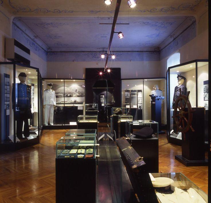 Pomorski muzej Sergej Mašera Piran | Palazzo Gabrielli