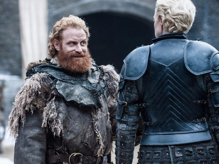 Even this Game of Thrones actor believes Tormund and Brienne are a perfect couple