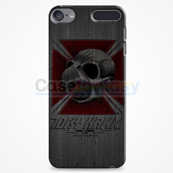 Tony Hawk Skateboard Skull Garden Logo iPod Touch 6 Case | casefantasy