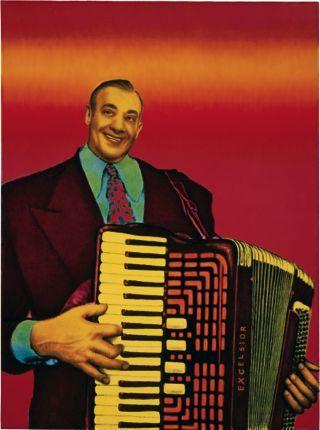 Ed Paschke - Accordionman