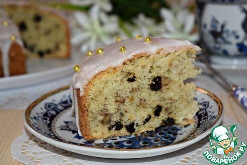 Простой пирог с черносливом и орехами . Обсуждение на LiveInternet - Российский Сервис Онлайн-Дневников