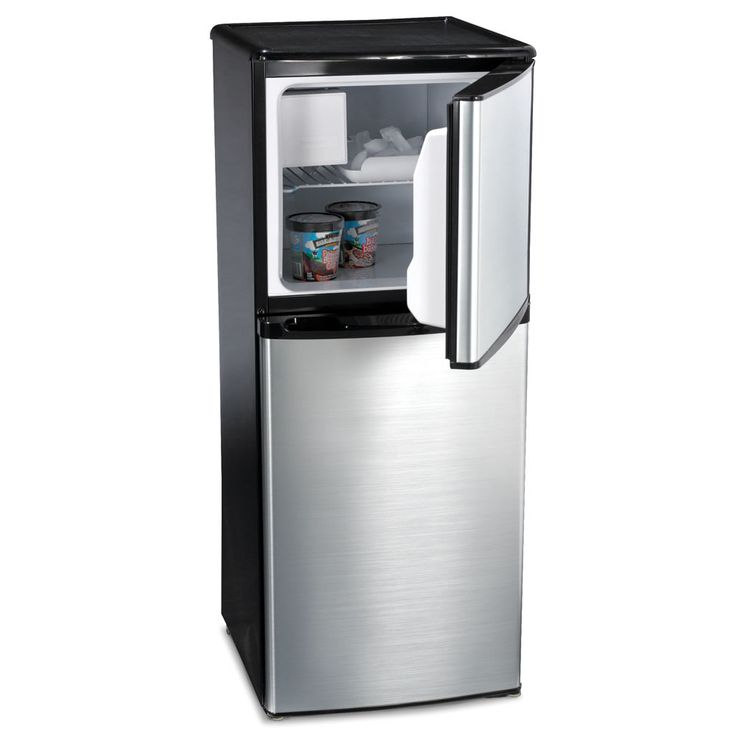 The Only Compact Refrigerator With Ice Maker Compact