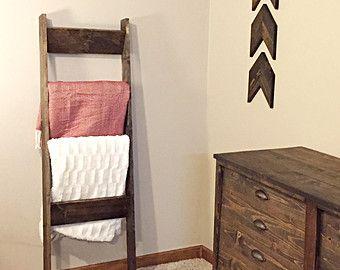 blanket ladder – Etsy