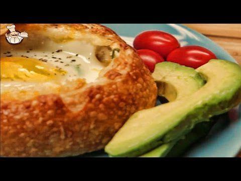 ▶ Breakfast Bread Bowl - YouTube