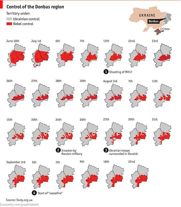 Economist: Украина – вторая Сомали? - Мир - Slon.ru