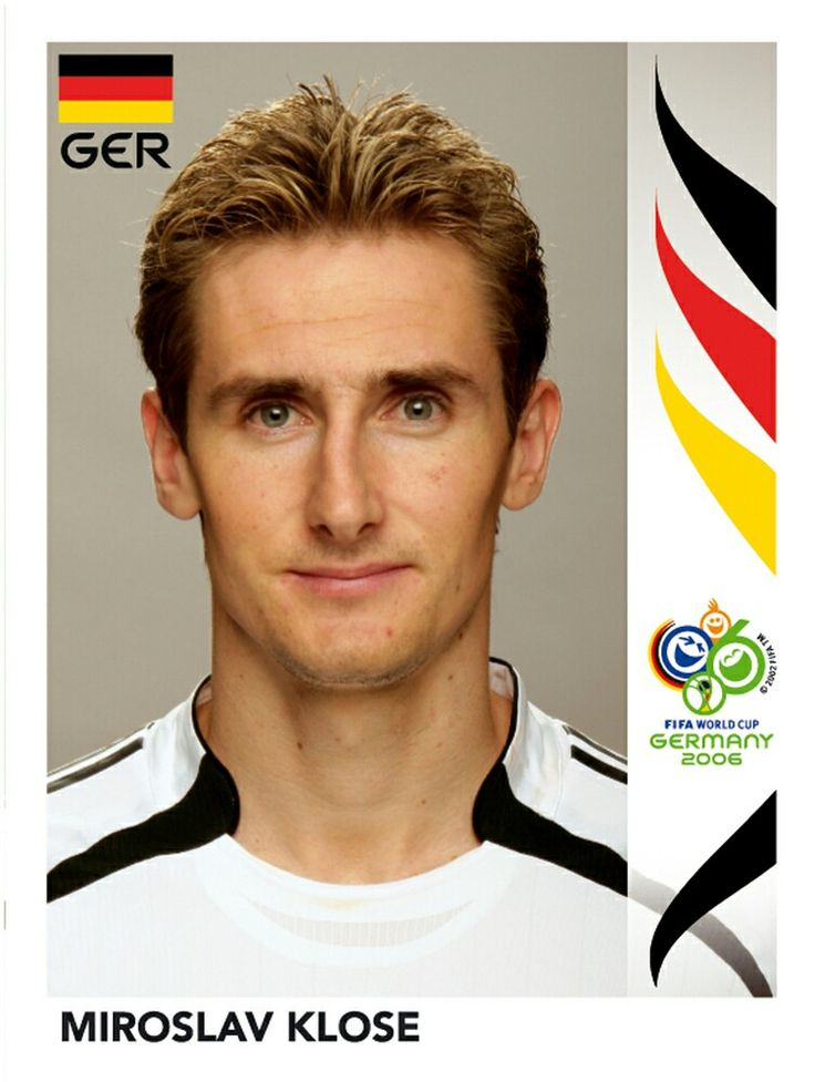 33 Miroslav Klose - Deutschland - FIFA World Cup Germany 2006