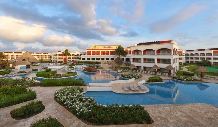Hard Rock Hotel Riviera Maya is an all-inclusive family friendly resort located in Riviera Maya Mexico.