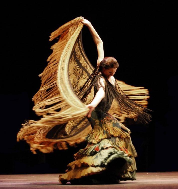 shawl dance. Originally pinned by Jenny Blackbird