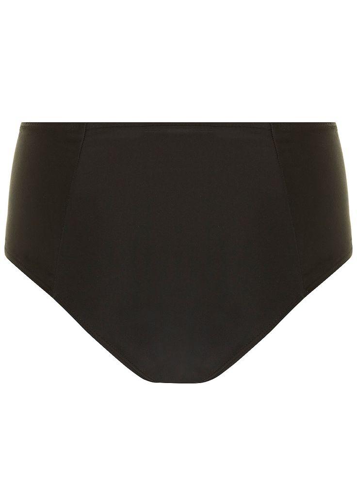 Black high waisted Bikini Bottoms - Swimwear & Beachwear ...