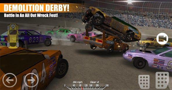 Demolition Derby 2 Mod Apk V1 3 58 Unlimited Coins Demolition
