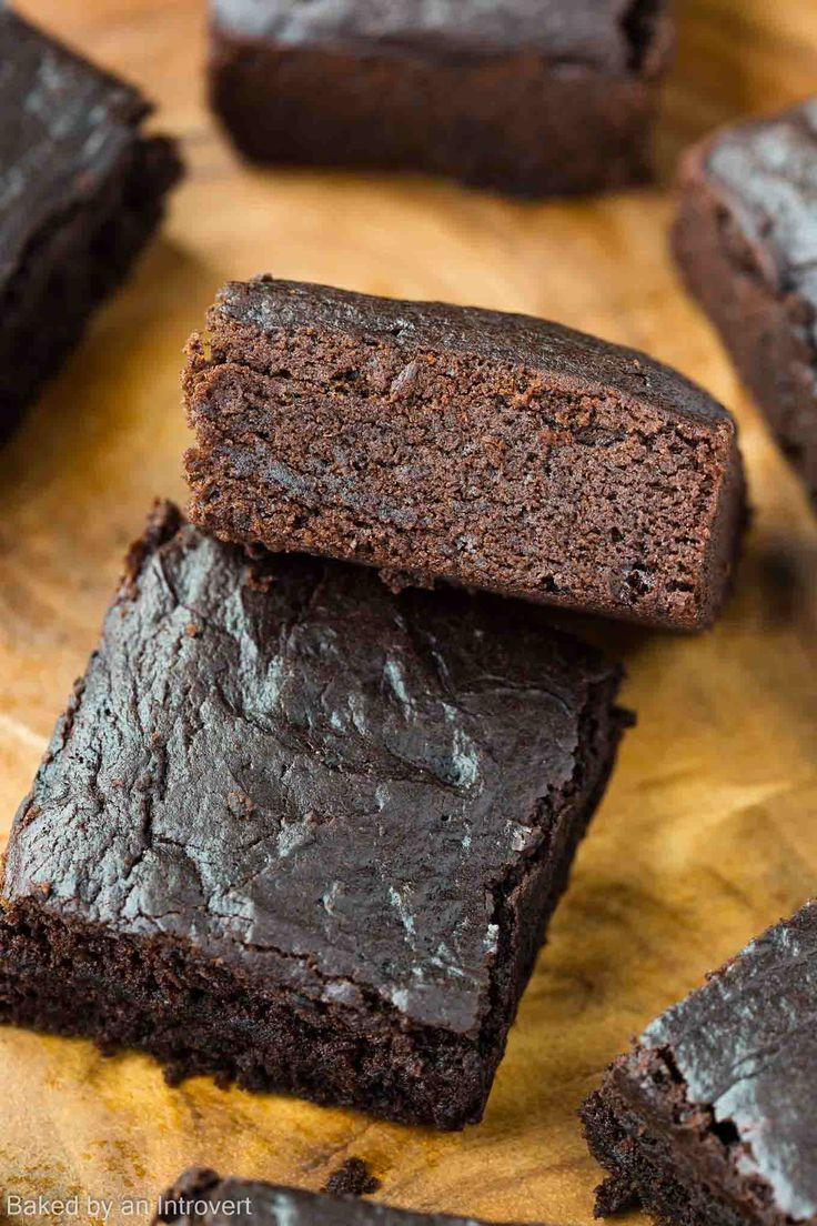 Easy Vegan Brownies – Dan330