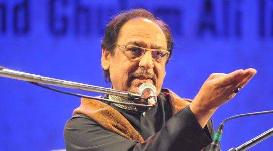 Ghulam Ali concert will be held in Delhi