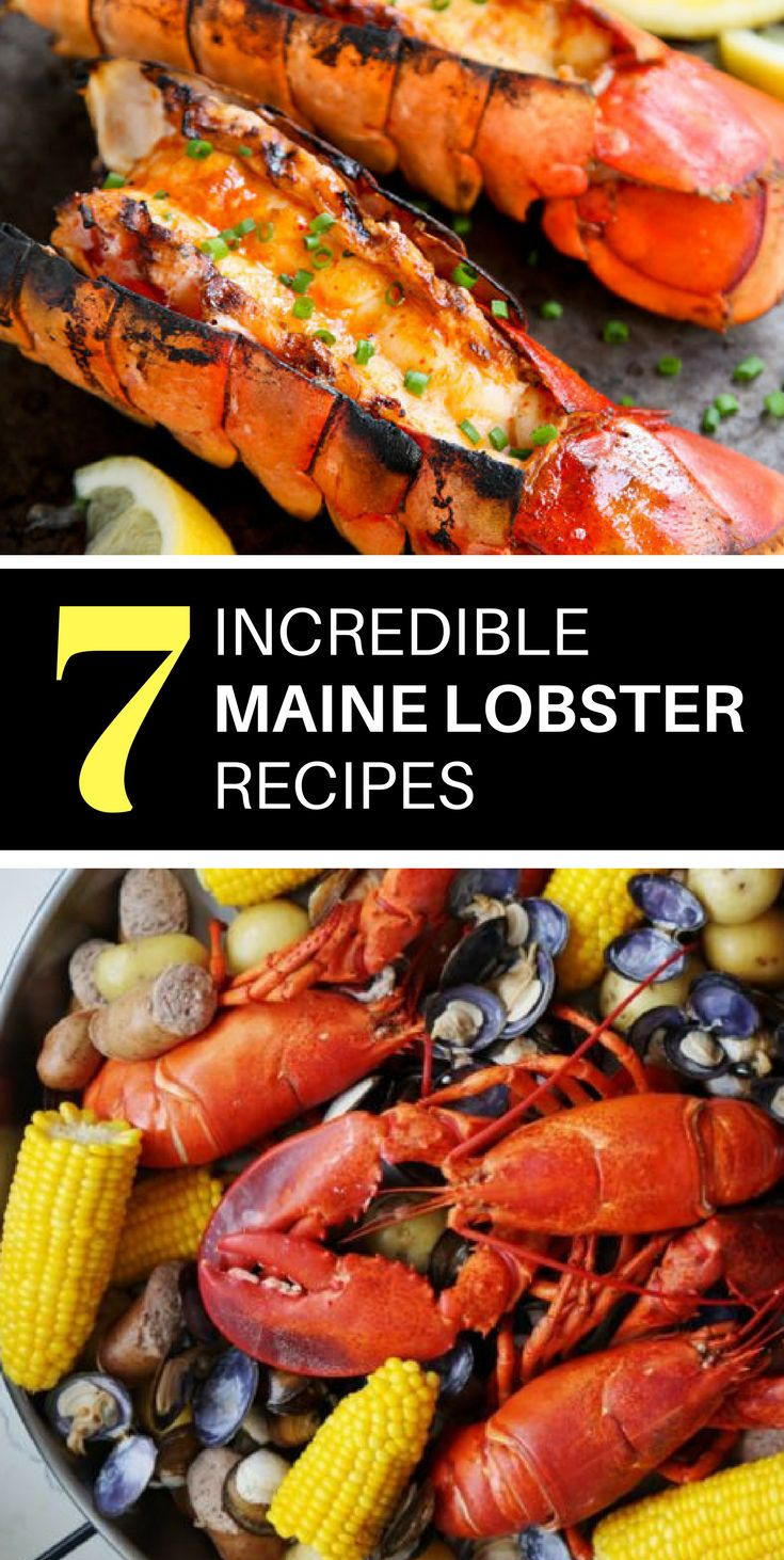 Turn your whole summer into a lobster fest with these mouthwatering lobster recipes! Tails, rolls, boils and more. // AmericanProfile.com