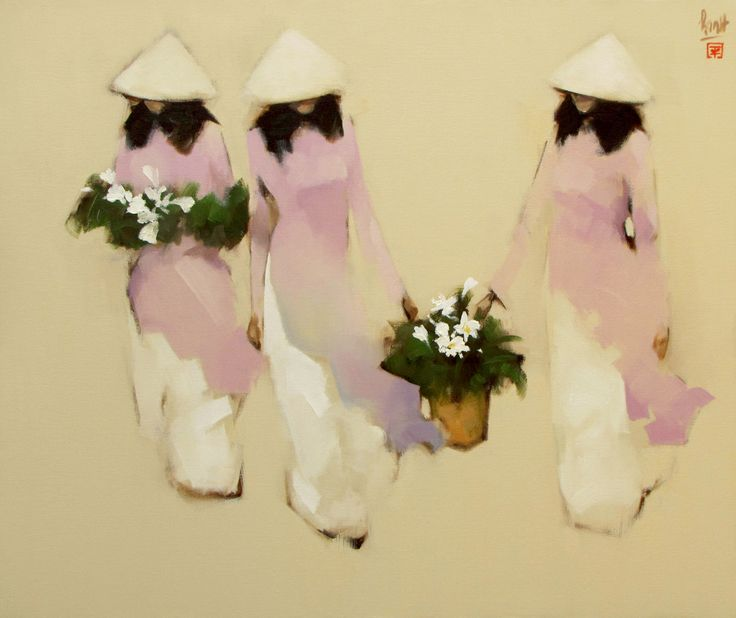 Untitle by Vietnamese Artist Nguyen Thanh Binh