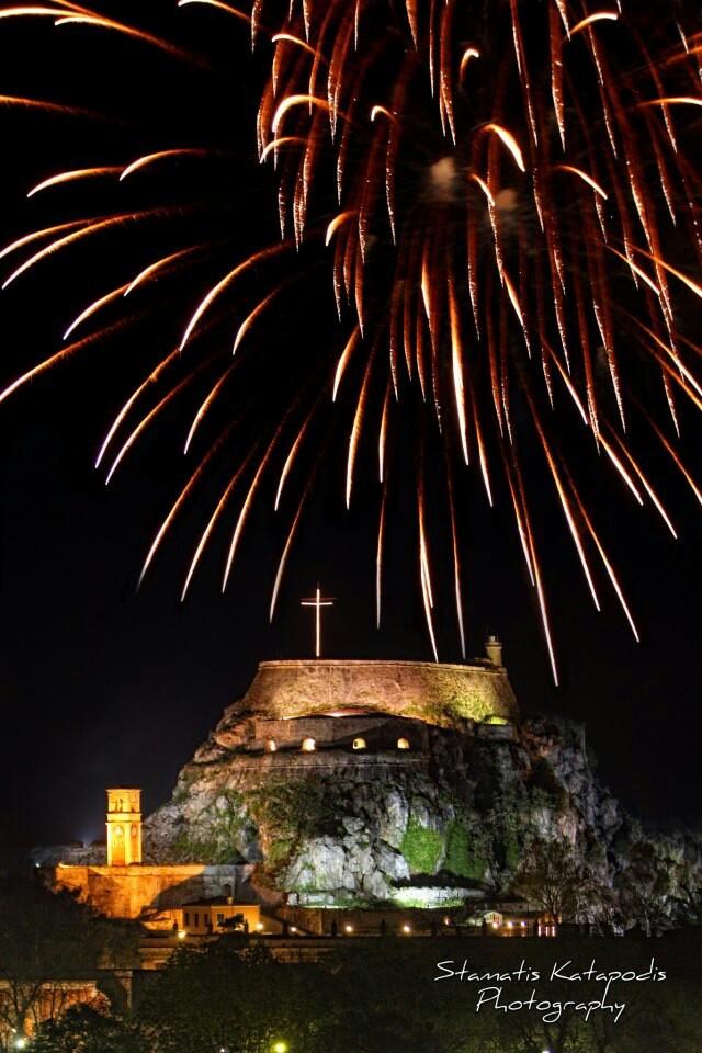 GREECE CHANNEL | Corfu easter Stamatis Katapodis photography