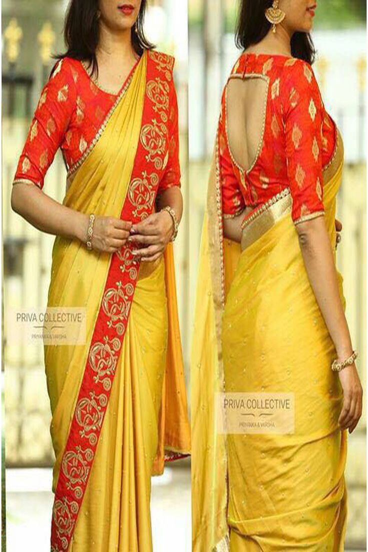 Peach #Saree with Embroidery #Blouse ️Shop Now Call / Whatsapp - 0-72111-67111 ✔️COD Avail ✔️ 100% Quality Assurance ✔️ #sareelove #onlineshopping #womenfashion #designersaree #indiansaree