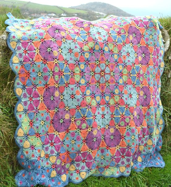 10+ images about Amanda Perkins Crochet Blankets on ...