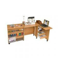 Стол для шитья Комфорт-5L (швейный стол)