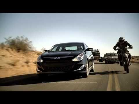 "Hyundai Canada's 2013 Superbowl Winning car commercial... Commercial ""GASPOCALYPSE"""