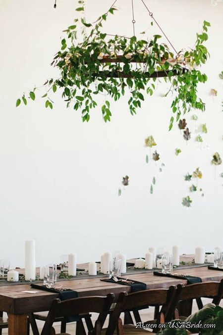 """The leaves are finally falling off the trees around our studio but since the brides planning autumn weddings are hopefully done by now or have a year – or more – yet to go, we're feeling springy! Maybe you're a bride-to-be who still has long months and months to wait before you say """"I do,"""" …"""