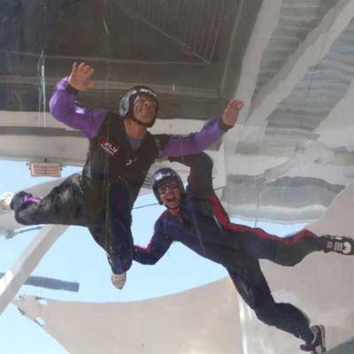 Indoor Skydiving Los Angeles: First Time Flyer Package in Los Angeles from $38.95