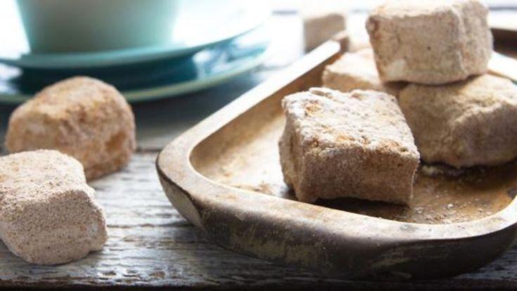 Homemade Snickerdoodle Marshmallows