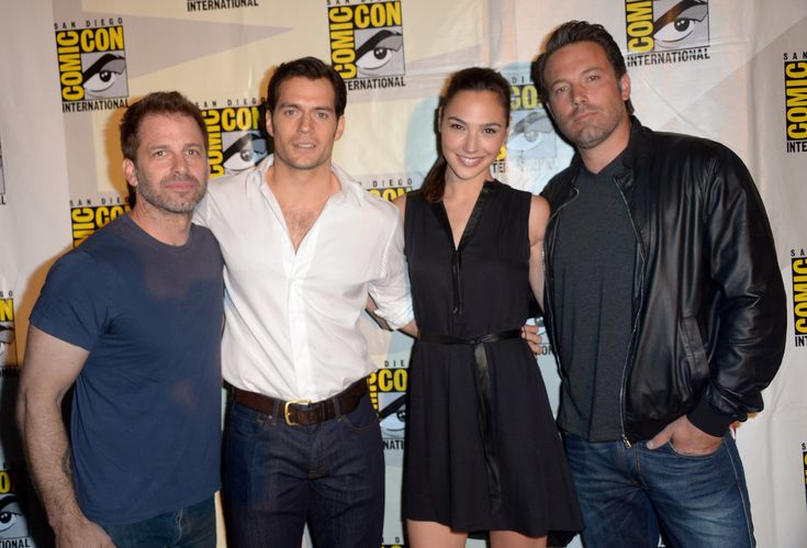 batman vs superman cast at comic con - Google Search