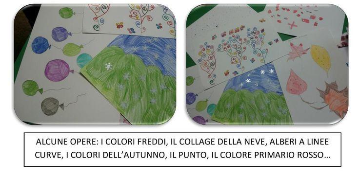 Pedagogia e didattica: Anche in prima si può fare arte