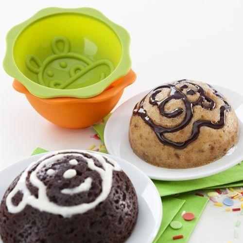 Lekué Stampo per Dolci Mini Cake Giungla in Silicone, Animali, Accessori Stampi e Decorazioni Cake Design - TocTocShop.com -