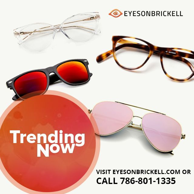 d327a5cfcd Looking for the most trending hue of the year  Transparent frames ...