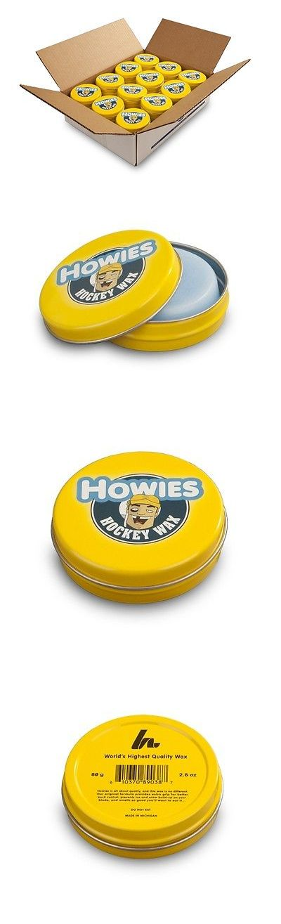Other Hockey Sticks and Accs 20859: Howies Hockey Tape - Hockey Stick Wax - 24 Pack - New BUY IT NOW ONLY: $90.0