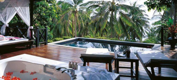 Romantic hotels thailand honeymoon hotels romantic for Best weekend getaways in southeast