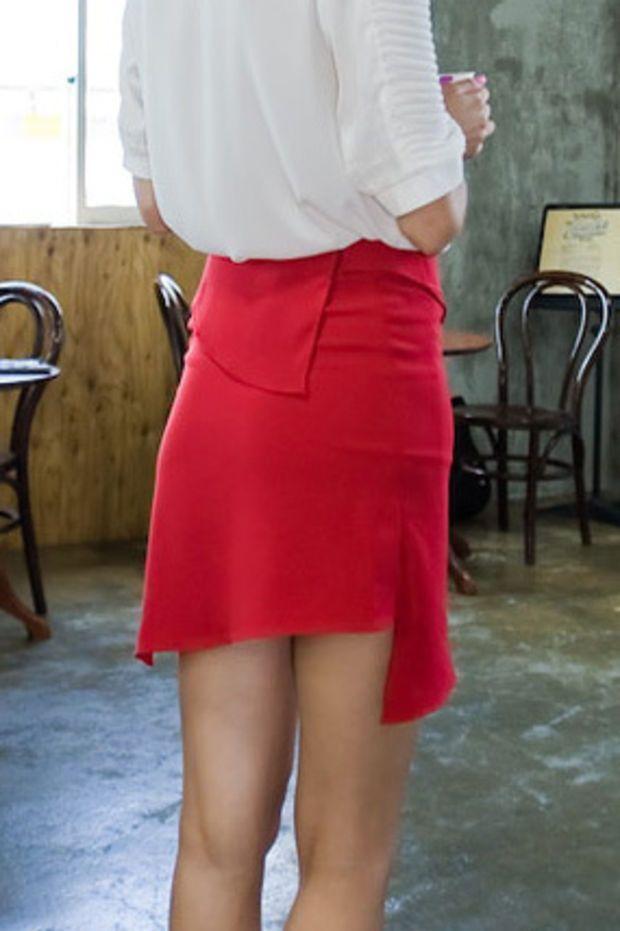 A line unbalance skirt
