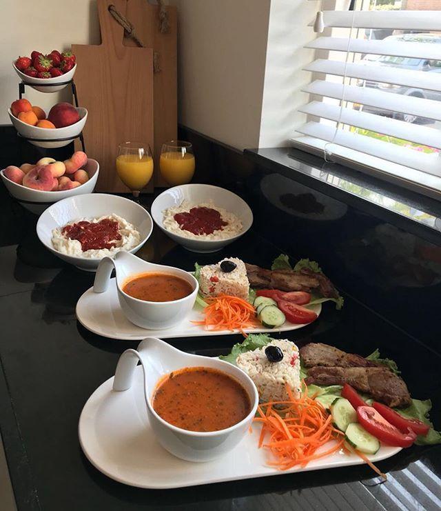 Inspirations Ilham Home Decorations Food Presentation Serving Food Homemade Seasonings