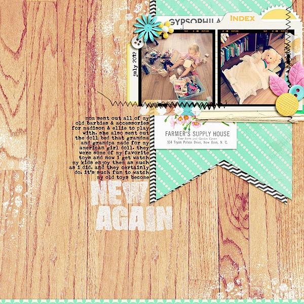 New Again (Design House Digital)