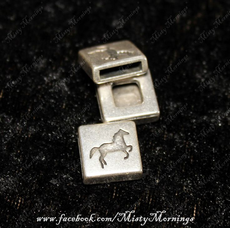 Horse charm www.facebook.com/MistyMornings