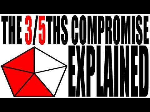 The Three-Fifths Compromise Explained: US History Review - YouTube