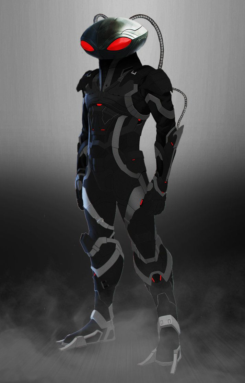 DCEU Black Manta - Concept Art by Daviddv1202.deviantart.com on @DeviantArt