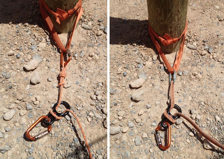 Rigging To Rappel: A BasicGuide.. Rappelling is VERY dangerous, please seek qualified instruction before attempting.. NEVER RAPPEL ALONE