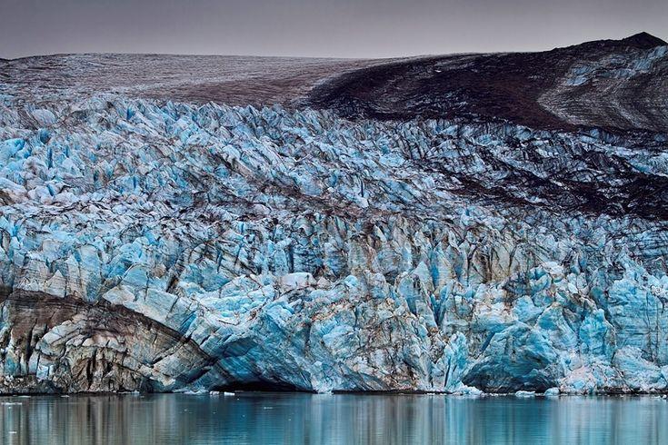 Blue Ice - Photograph at BetterPhoto.com